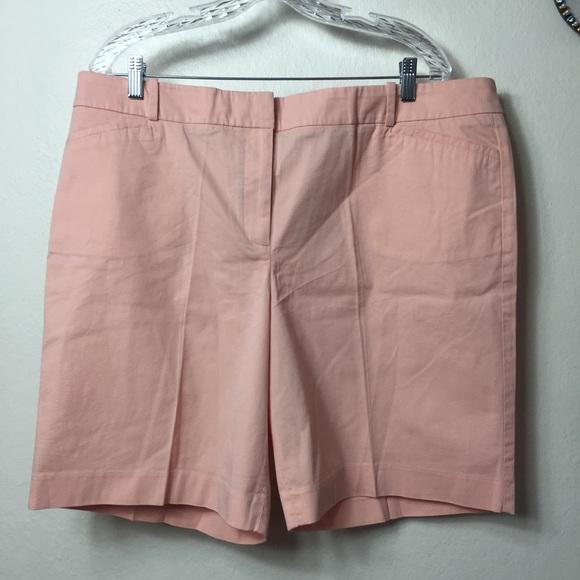 Talbots Pants - Talbots Cotton Spandex Shorts